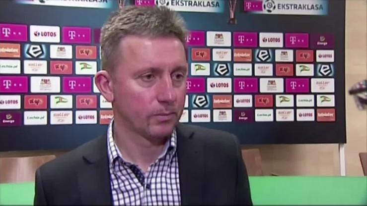 2015-01-22 Brzęczek o transferze Mili: Gdańsk liczy na jego doświadczenie