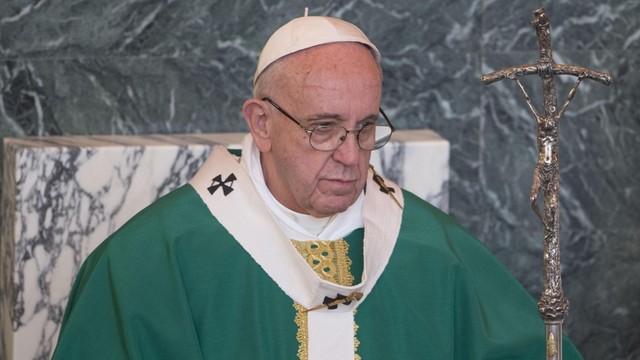Minister Szyszko powinien wsłuchać się w głos papieża?