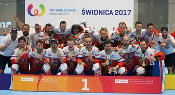 2017-07-29 The World Games: Złoto dla Czechów w hokeju na rolkach
