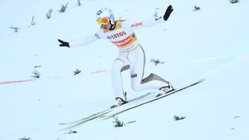 21-01-2017 18:06 PŚ w skokach - Polacy na drugim miejscu drużynowo w Zakopanem