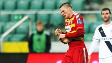 2015-11-19 Vranjes złamał nos piłkarzowi Chojniczanki Chojnice (WIDEO)