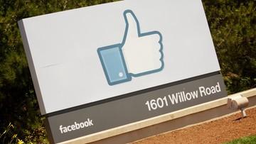 30-01-2016 21:13 Facebook chce zakazać sprzedaży na portalu... broni