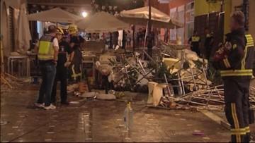 02-10-2016 13:22 Potężny wybuch gazu w Hiszpanii