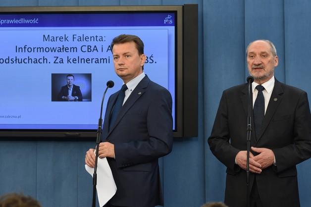 PiS chce komisji ws. podsłuchów