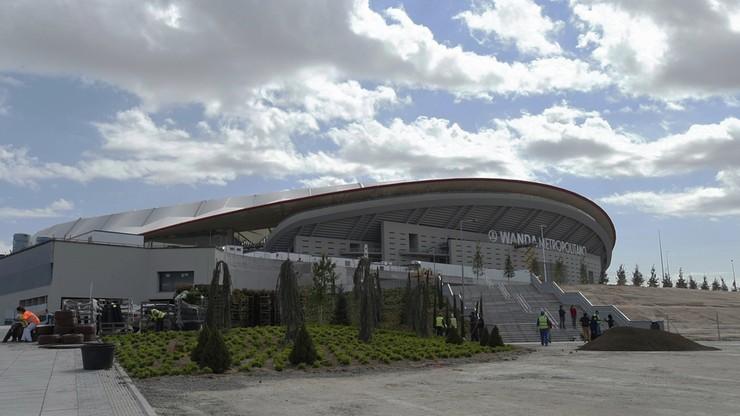 Atletico po raz pierwszy zagra na nowym stadionie