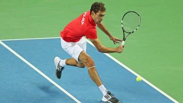 2015-09-02 US Open: Janowicz pożegnał się z turniejem także w deblu