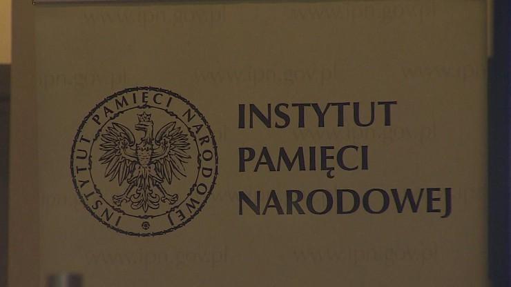 IPN wystąpi do USA o wydanie podejrzanego o popełnienie zbrodni przeciw ludzkości