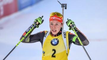 2017-03-11 PŚ w biathlonie: Dahlmeier zapewniła sobie Kryształową Kulę