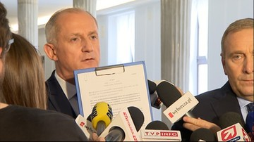 Kara pozbawienia wolności za głosowanie m.in. za ustawą o SN - propozycja PO