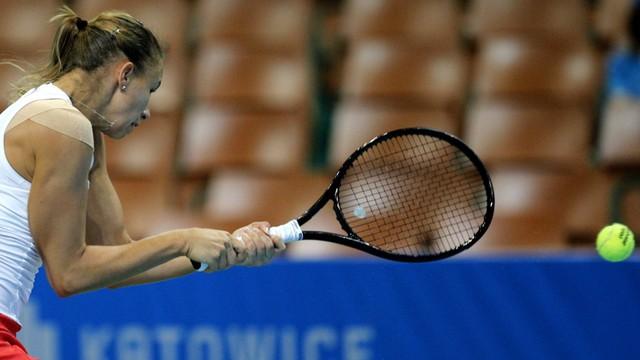 WTA w Katowicach: Magda Linette awansowała do ćwierćfinału