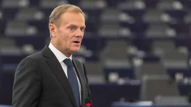 Donald Tusk przesłuchiwany w charakterze świadka w Prokuraturze Krajowej