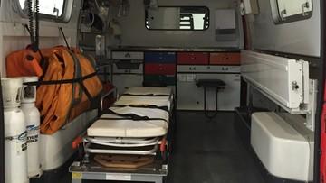 Ratownik medyczny pobity podczas udzielania pomocy. Trafił do szpitala