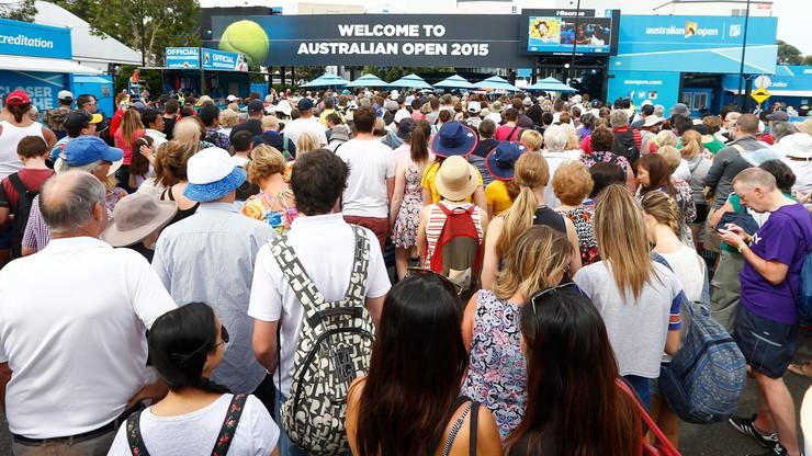 Australian Open - tenisiści pod specjalnym nadzorem