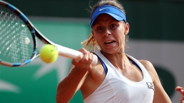 Turniej WTA w Wuhan: Wygrana Linette w 1. rundzie