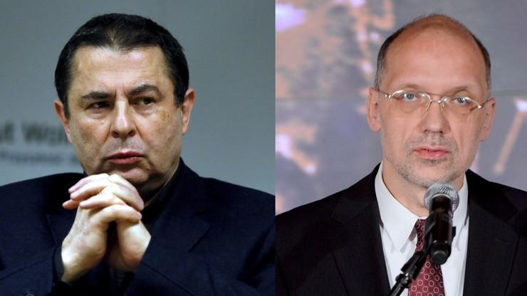 Prof. Andrzej Nowak i Bronisław Wildstein wskazani przez prezydenta do Kolegium IPN
