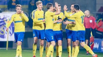 2017-11-29 Puchar Polski: Remis wystarczył obrońcy tytułu. Arka Gdynia zameldowała się w półfinale