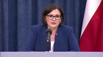 """RMF: Sadurska na razie nic nie zarobiła w PZU. """"Nie wypowiadamy się na temat wynagrodzeń w naszej firmie"""""""