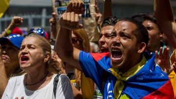 27-07-2016 21:58 Wenezuela: tłumy na ulicach domagają się referendum ws. odwołania prezydenta