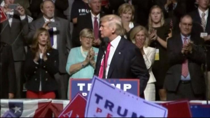 Elektorzy wybrali Trumpa na prezydenta. Demonstracje w wielu stanach