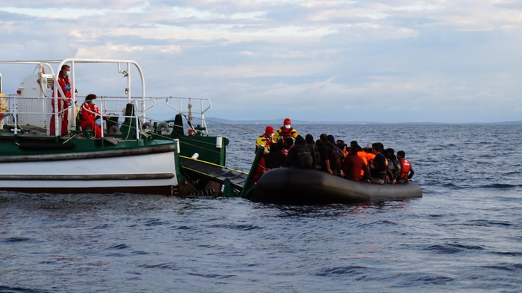 W Turcji zatrzymano 350 migrantów, którzy płynęli do Grecji