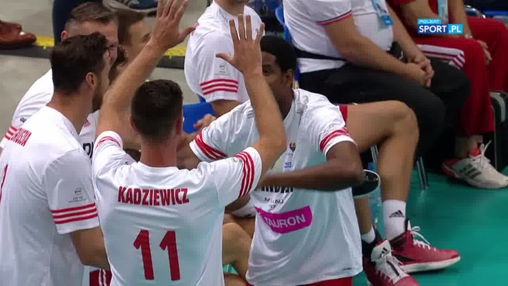 2016-09-11 Wilfredo Leon zadebiutował w reprezentacji Polski!