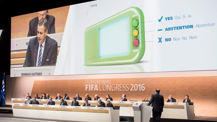 Kongres FIFA: każdy kryzys jest szansą. FIFA przyjęła pakiet reform antykorupcyjnych