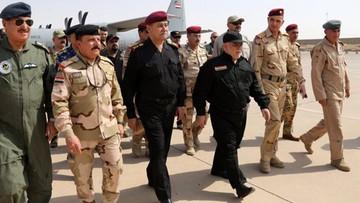 """10-07-2017 20:18 """"Koniec, porażka i upadek terrorystycznego pseudopaństwa"""". Premier Iraku oficjalnie ogłosił wyzwolenie Mosulu"""