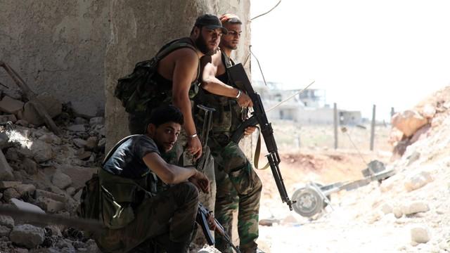Syria: rebelianci odrzucają apel Rosji o opuszczenie Aleppo