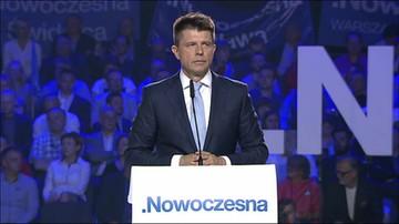 """2017-05-21 """"Rządy PiS są napaścią na Polskę"""". Ryszard Petru na konwencji programowej Nowoczesnej"""