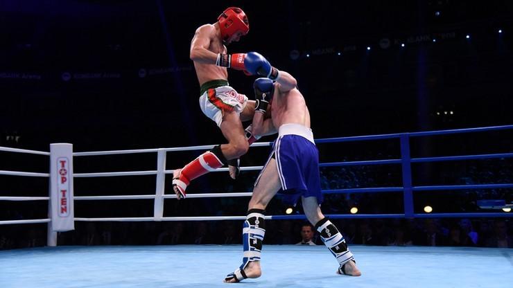 The World Games: Kickbokserzy marzą o igrzyskach olimpijskich
