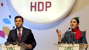 04-11-2016 06:25 Turcja: liderzy prokurdyjskiej partii aresztowani