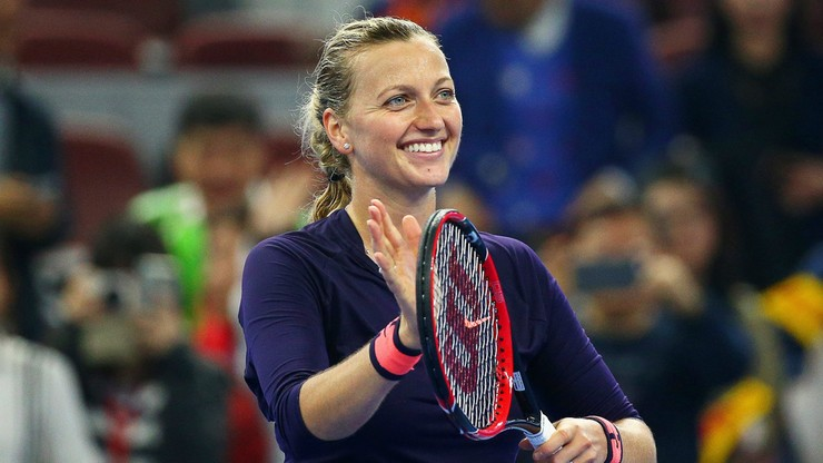 WTA Elite Trophy: Kvitova wygrała w Zhuhai