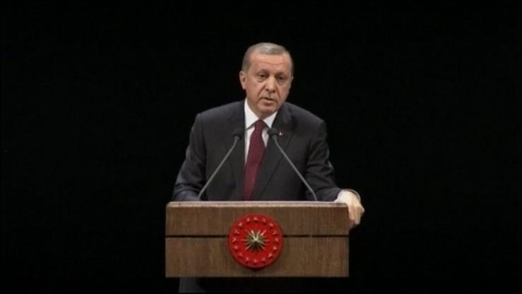 """Erdogan twierdzi, że głosowanie w PE """"nie ma żadnego znaczenia"""""""
