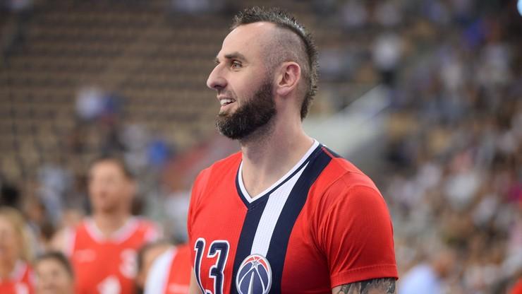 NBA: Osiem punktów Gortata