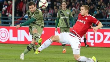 2015-12-06 Legia zepsuła jubileusz Głowackiego. Warszawiacy coraz bliżej lidera