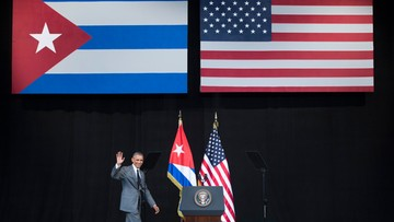 22-03-2016 20:50 Obama: Kuba nie ma czego się obawiać ze strony USA