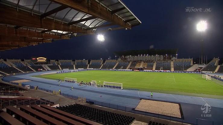 2015-08-21 1 liga: Zawisza Bydgoszcz - Miedź Legnica 4:1. Skrót meczu