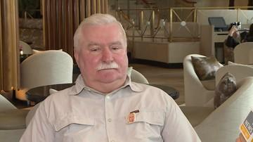 Wałęsa: Kiszczak przygotował sfabrykowane materiały