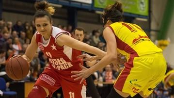2017-02-01 Euroliga koszykarek: Wysokie zwycięstwo Wisły Can-Pack