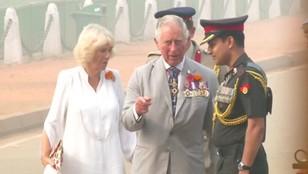 Książę Karol z wizytą w Indiach. Brytyjski następca tronu oddał hołd poległym żołnierzom