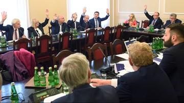 18-10-2016 05:26 Komisja zarekomenduje Sejmowi ustawę ws. statusu sędziów TK. Odrzucono poprawki opozycji