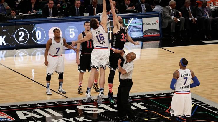Władze NBA mogą mieć kłopot z wyznaczeniem trenerów All Star