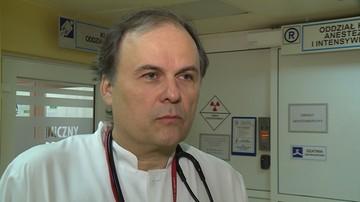 02-05-2017 10:10 Doktor Rybacki: Tomasz Gollob przenoszony na oddział neurochirurgii