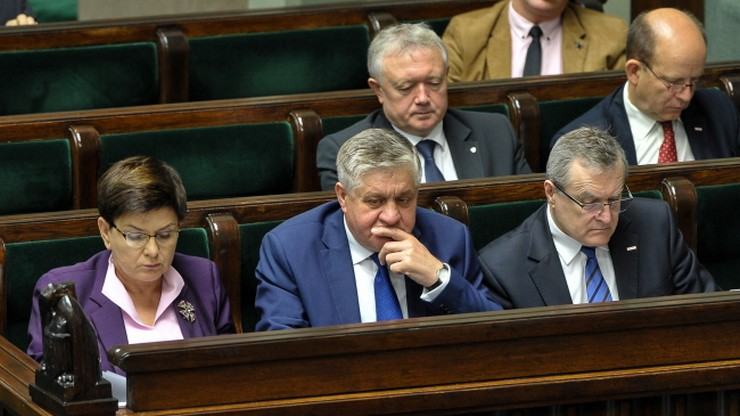 PiS: wniosek PSL o wotum nieufności dla Jurgiela oparty w części o kłamstwa
