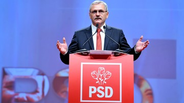 22-04-2016 18:05 Szef rumuńskich socjaldemokratów skazany. Fałszował karty do głosowania