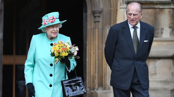 Pałac Buckingham: książę Filip rezygnuje z pełnienia obowiązków