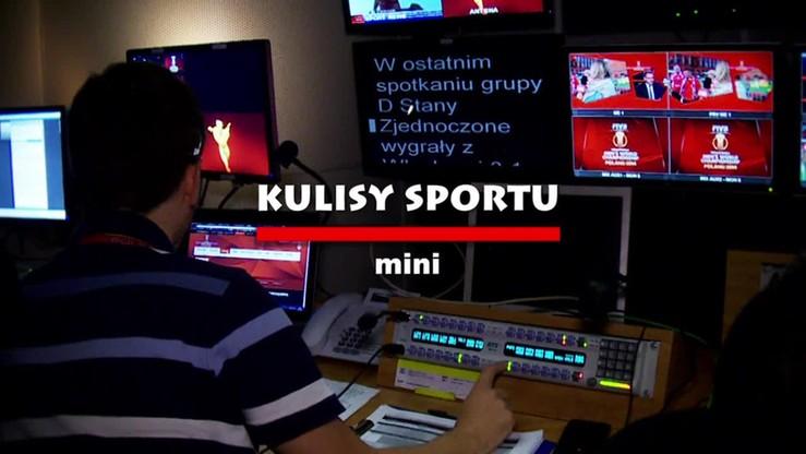 Mini Kulisy Sportu: Jak się pracuje przy siatkarskim mundialu?