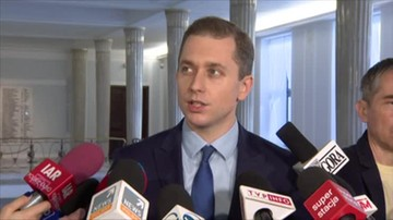 Rzecznik rządu Cezary Tomczyk za porażkę wyborczą PO obwinia Sikorskiego