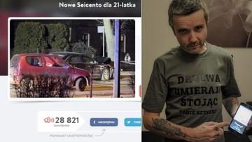 """25-02-2017 13:11 Pieniądze na seicento nie zniknęły. """"Jestem w stałym kontakcie z obrońcą kierowcy"""""""