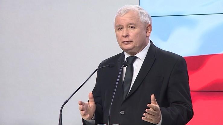 """""""Będą wychodziły kompromitujące fakty i trzeba im przeczyć"""" – Kaczyński o komisji PO ds. katastrofy smoleńskiej"""